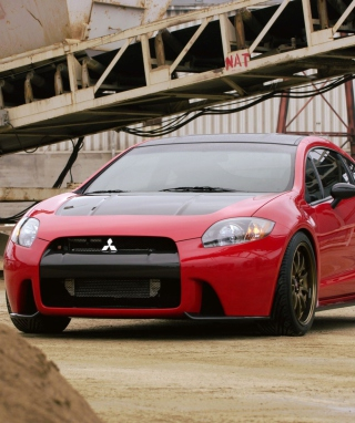 Mitsubishi Eclipse Ralliart Concept Picture for Nokia C6
