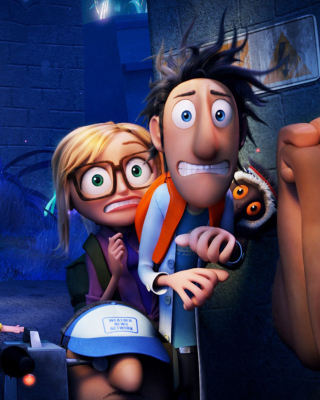 Cloudy with a Chance of Meatballs 2 - Fondos de pantalla gratis para Nokia C2-02