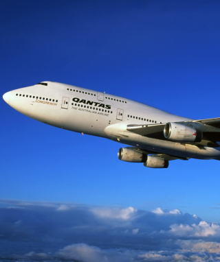 Free Aviation - Australian Airlines Picture for Nokia C1-01
