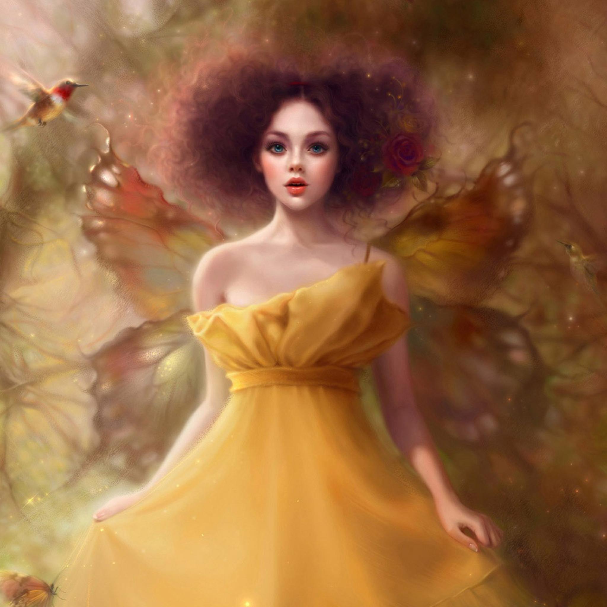 девушки бабочка платье бесплатно