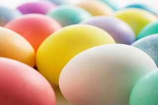 Easter Eggs Wallpaper for Android, iPhone and iPad