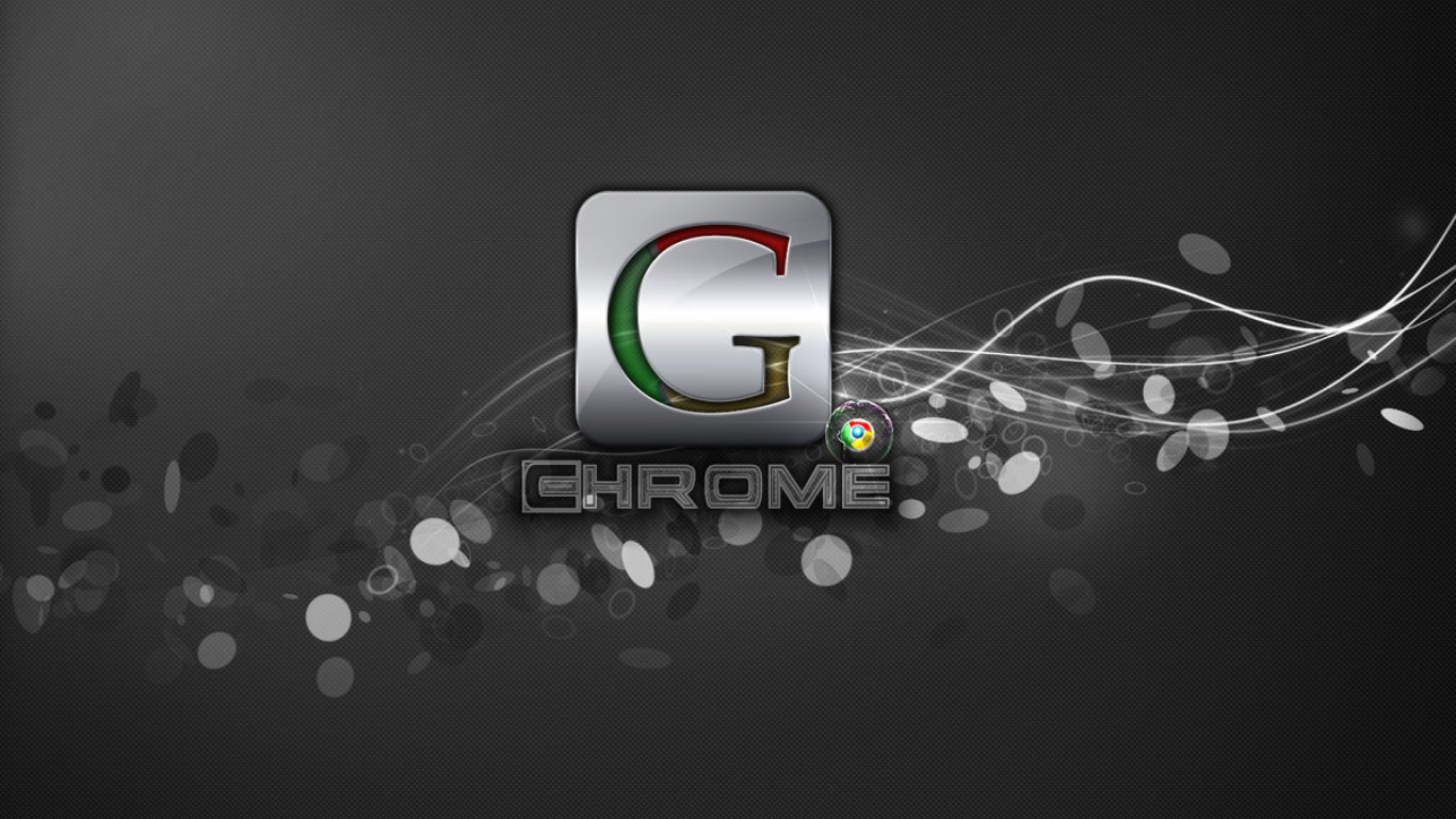 Screenshot №1 pro téma Chrome Edition 1366x768