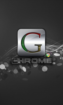 Screenshot №1 pro téma Chrome Edition 240x400