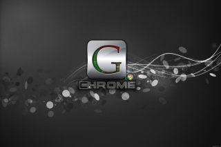 Chrome Edition Wallpaper for Android, iPhone and iPad