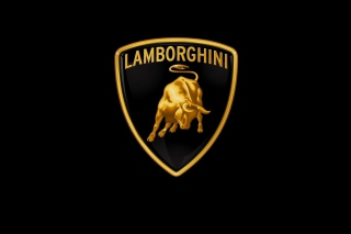 Lamborghini Logo Background for Android, iPhone and iPad