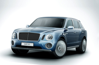 Bentley EXP 9 F Background for Android, iPhone and iPad