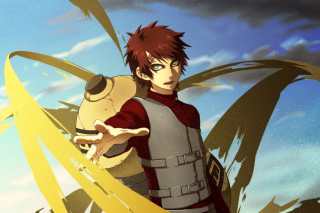 Gaara Kazekage Naruto Background for LG Optimus U