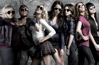 Pitch Perfect The Bellas Girls - Obrázkek zdarma pro 1440x900