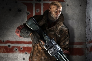 Wolfenstein The New Order Game sfondi gratuiti per cellulari Android, iPhone, iPad e desktop