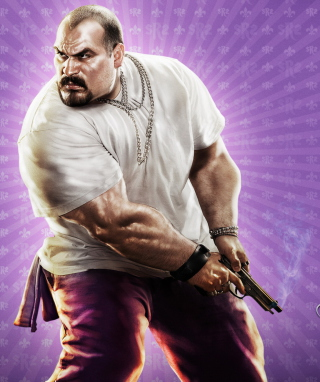 Saints Row 2 sfondi gratuiti per Nokia Lumia 800