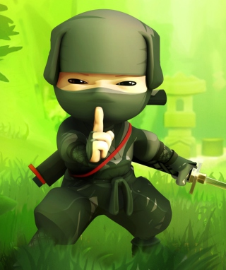 Mini Ninjas Hiro sfondi gratuiti per iPhone 6 Plus