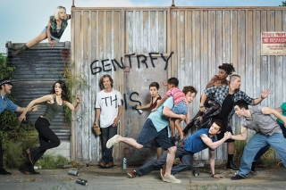 Shameless Season 5 Picture for Sony Xperia Z