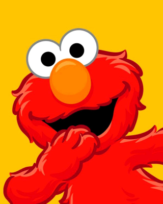 Elmo Muppet Background for Nokia C1-01