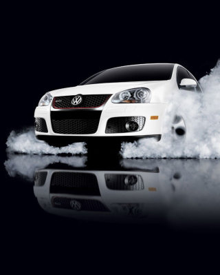 Free Volkswagen Golf Gti Picture for Nokia C5-06