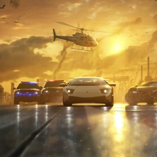 Need for Speed: Most Wanted - Obrázkek zdarma pro iPad mini 2