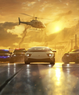 Need for Speed: Most Wanted - Obrázkek zdarma pro Nokia C7