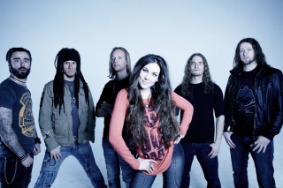 Amaranthe - Power Metal Picture for Android, iPhone and iPad