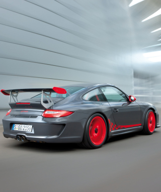 Porsche 911 Gt3 Rs Wallpaper for Nokia C2-03