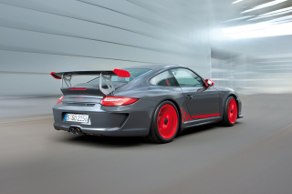 Porsche 911 Gt3 Rs Background for Android, iPhone and iPad