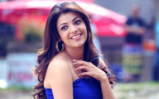 Kajal Agarwal New Wallpaper for Android, iPhone and iPad