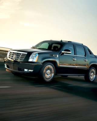 Free Cadillac Escalade EXT Pickup Truck Picture for Nokia Asha 308