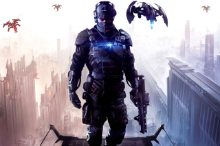 Free Killzone Shadow Fall Picture for Android, iPhone and iPad