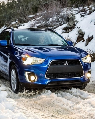 Free Mitsubishi ASX Picture for Nokia C2-05