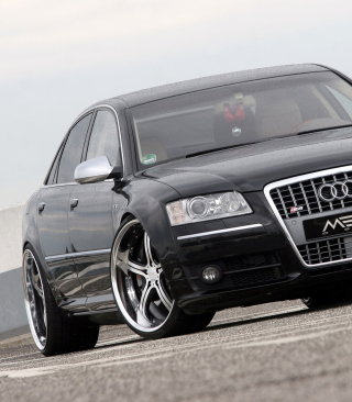 Audi S8 Tuning Background for Nokia Asha 503