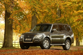 Mitsubishi Pajero Picture for Android, iPhone and iPad