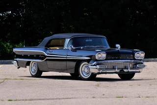 1958 Pontiac Chieftain Picture for Android, iPhone and iPad