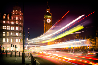 Free London Never Sleeps Picture for Android, iPhone and iPad