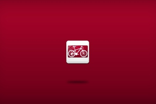 Bicycle Illustration Background for Android, iPhone and iPad