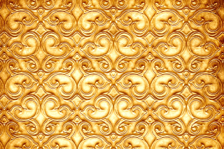 Golden Texture Wallpaper for Android, iPhone and iPad