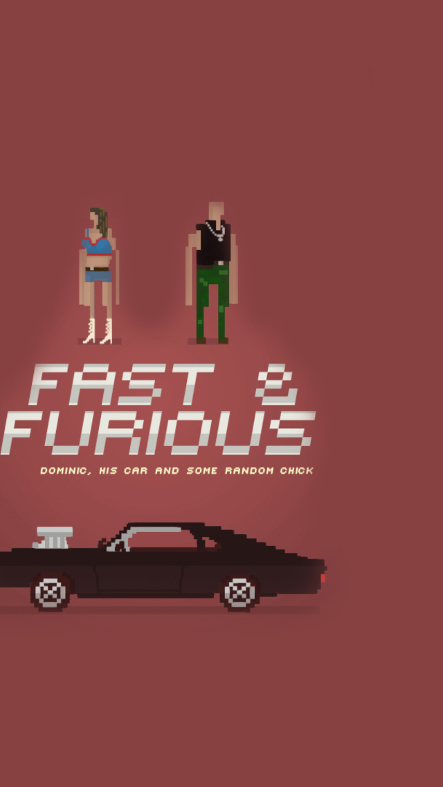 drawing wallpapers for iphone 5 - Fast And Furious 7 Cars Iphone Wallpapers