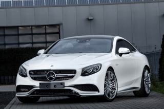 Mercedes-Benz S63 AMG Background for Android, iPhone and iPad