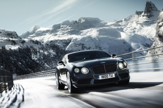 Bentley Continental V8 Picture for Android, iPhone and iPad