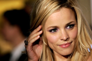 Free Rachel McAdams Portrait Picture for Android, iPhone and iPad