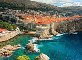 Dubrovnik - Croatia Picture for Android, iPhone and iPad