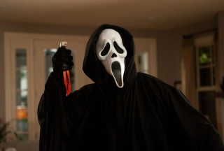 Ghostface In Scream - Obrázkek zdarma