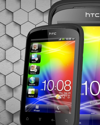 Free Htc Explorer Picture for iPhone 4S
