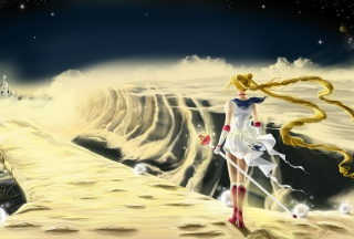 Sailor Moon Picture for Android, iPhone and iPad