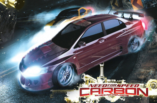 Need For Speed Carbon Background for Android, iPhone and iPad