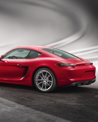 Porsche Cayman GTS Picture for Nokia C1-01