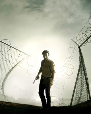 The Walking Dead, Andrew Lincoln papel de parede para celular para 640x1136