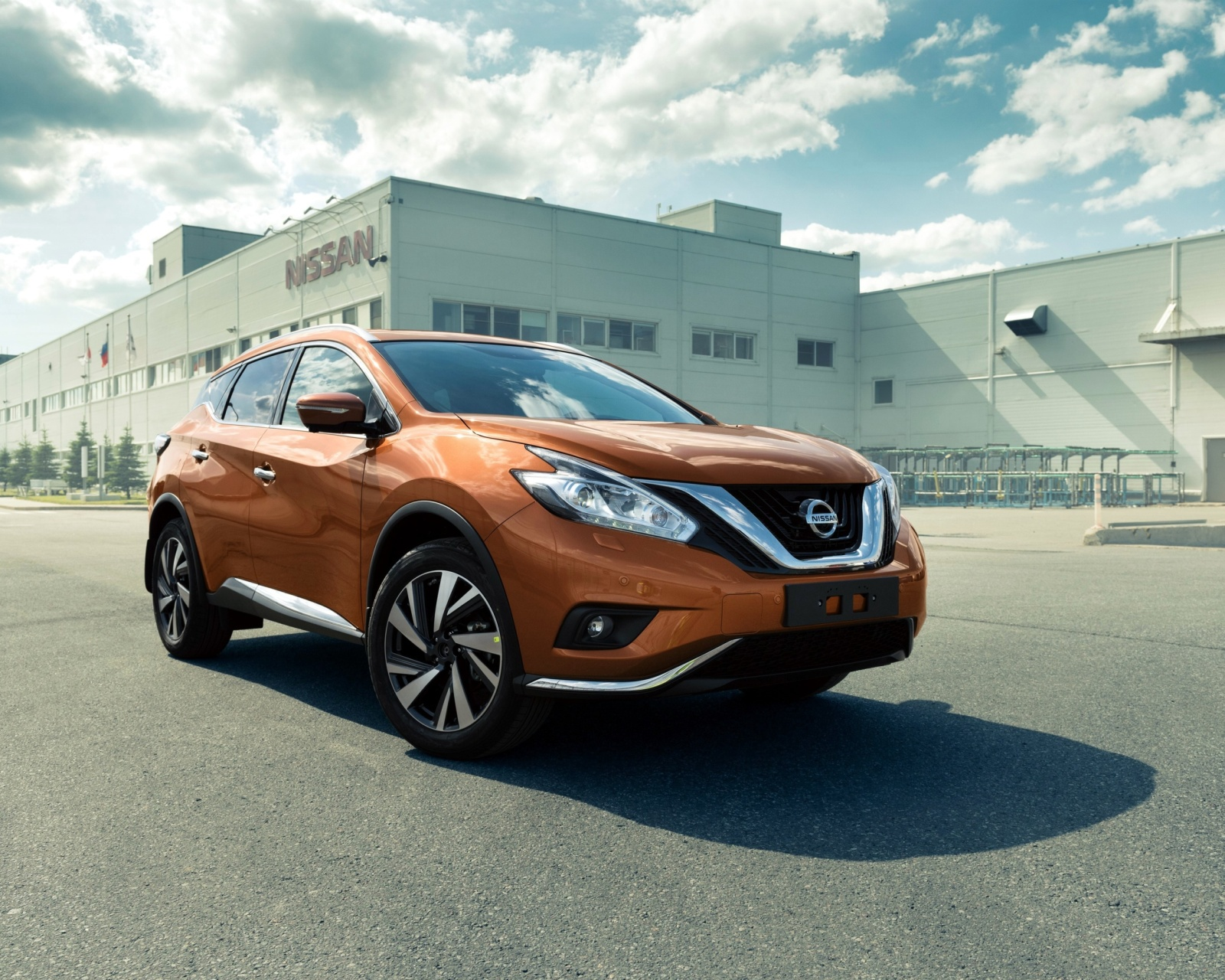 Nissan Murano 2017 screenshot #1 1600x1280