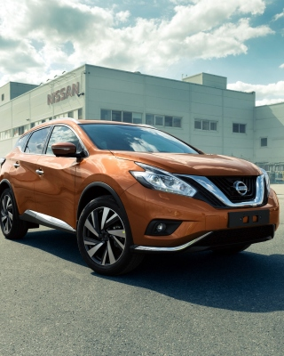 Nissan Murano 2017 Picture for Nokia C2-01
