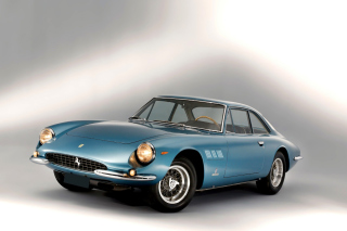 Ferrari 500 Superfast 1964 Picture for Android, iPhone and iPad
