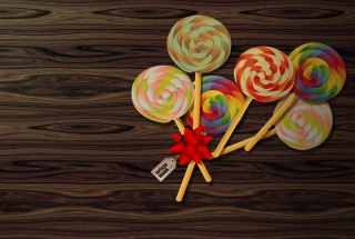 Free Lollipop Picture for Android, iPhone and iPad