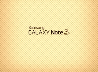 Картинка Samsung Galaxy Note 3 Gold для телефона и на рабочий стол Android 1200x1024