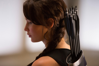 Jennifer lawrence in The Hunger Games Catching Fire sfondi gratuiti per cellulari Android, iPhone, iPad e desktop
